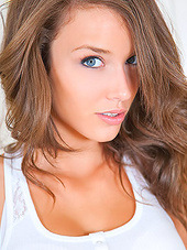 Malena Morgan finds a dildo to give her..
