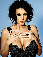 Dylan Ryder wears a hot dress and takes..