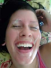 Picture collection of cum-drenched..